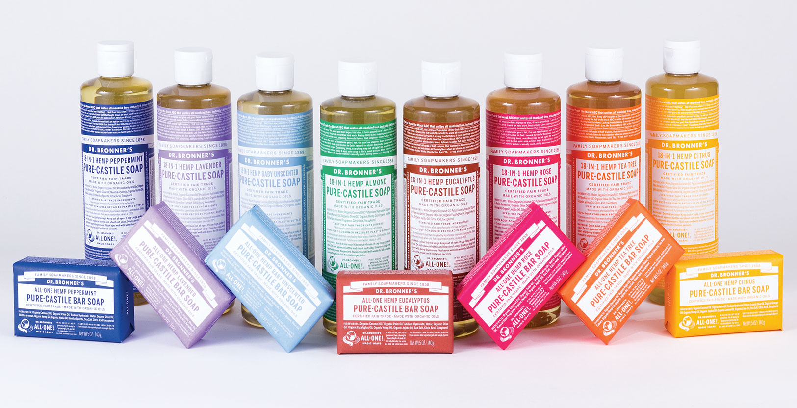 dr bronners pas cher