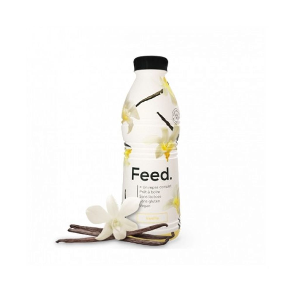 Feed - Boisson repas complet vanille - 750 ml