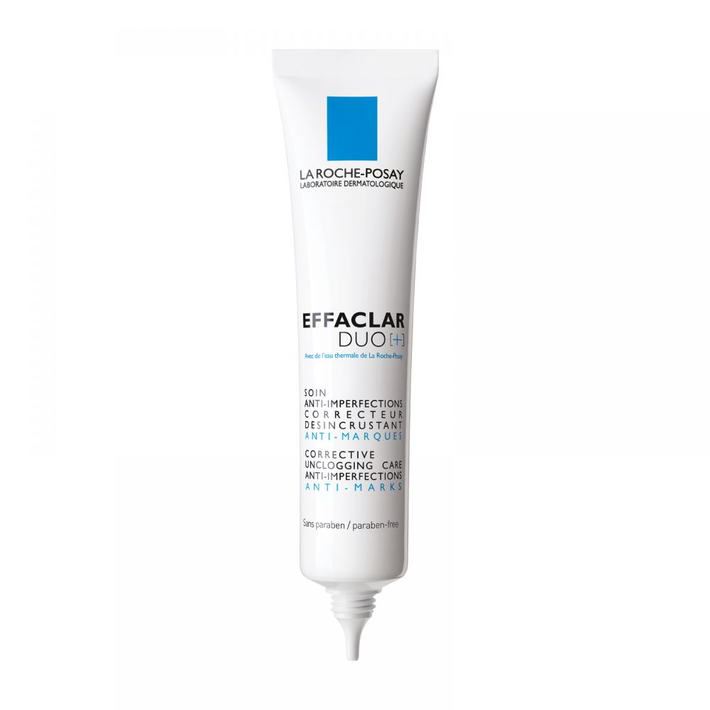 La Roche-posay - Effaclar Duo + soin anti-imperfections - 40 ml