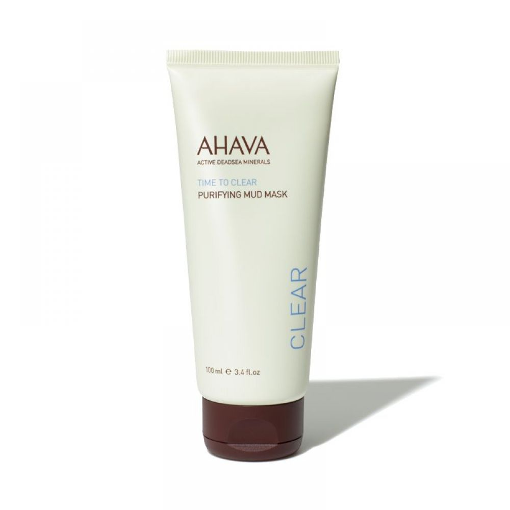 Ahava - Time to clear masque de boue purifiant - 100 ml