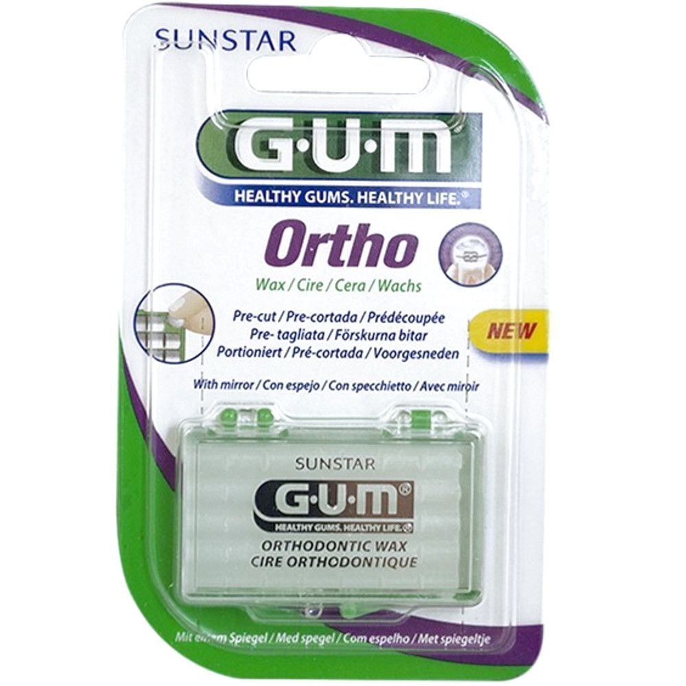 GUM Ortho - Cire Orthodontique