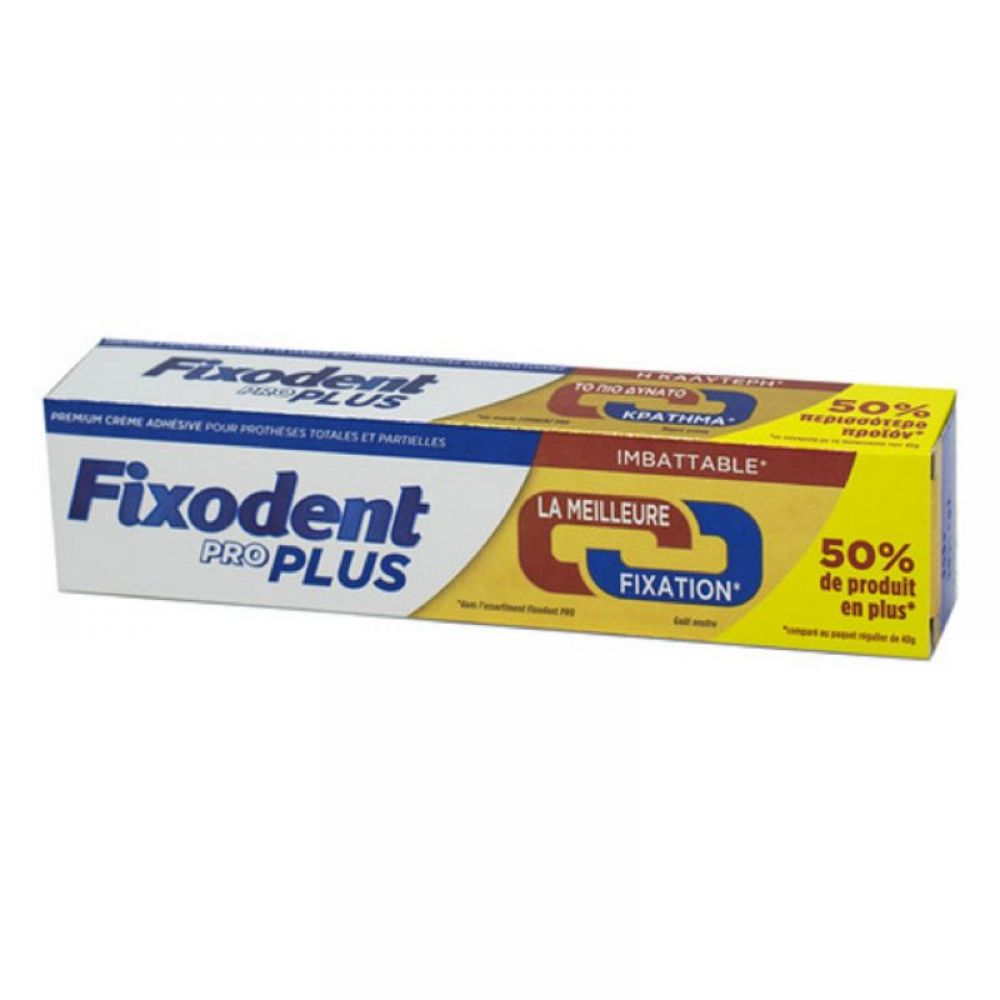 Fixodent - ProPlus Duo Action