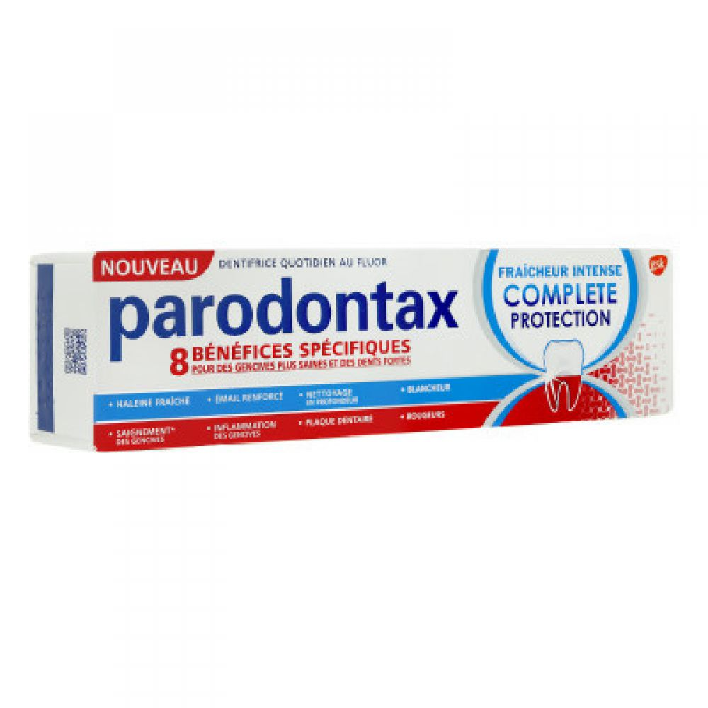 Parodontax - Dentifrice Complete protection - 75ml