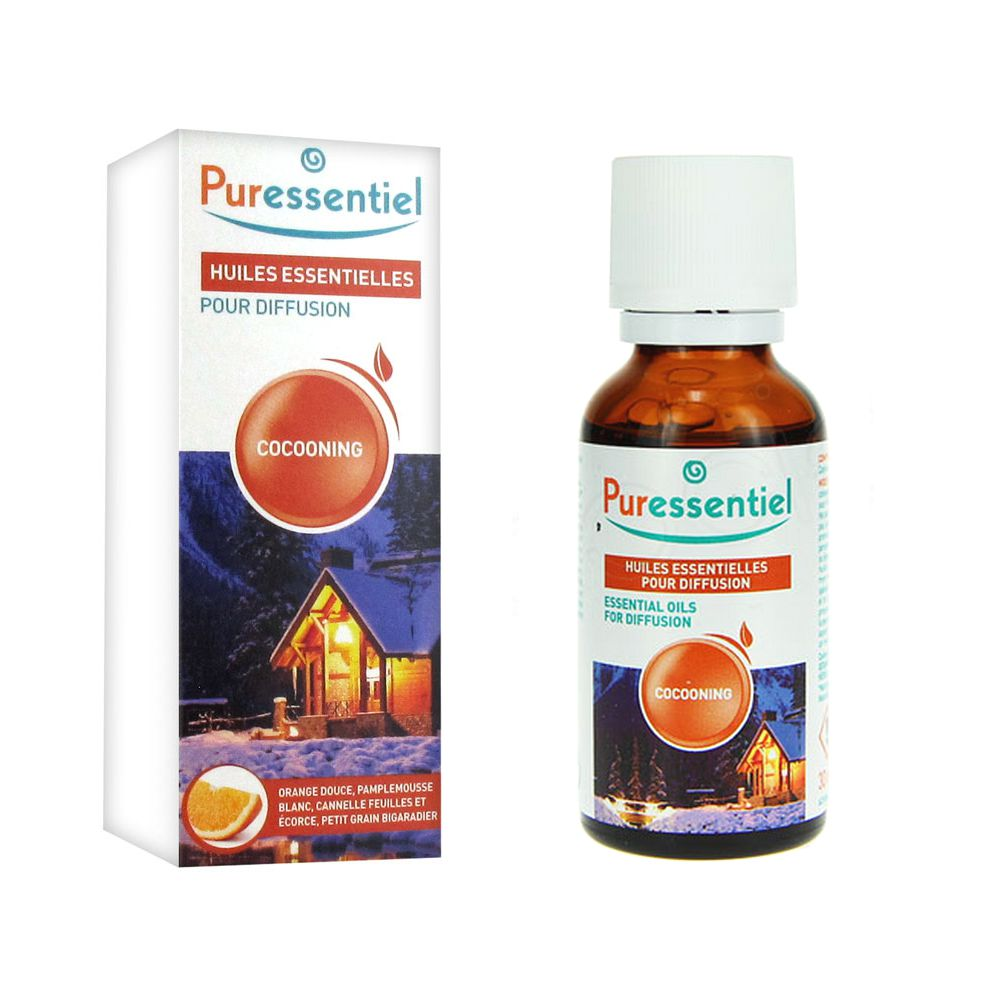 Puressentiel -  Cocooning Huiles essentielles pour diffusion - 30ml