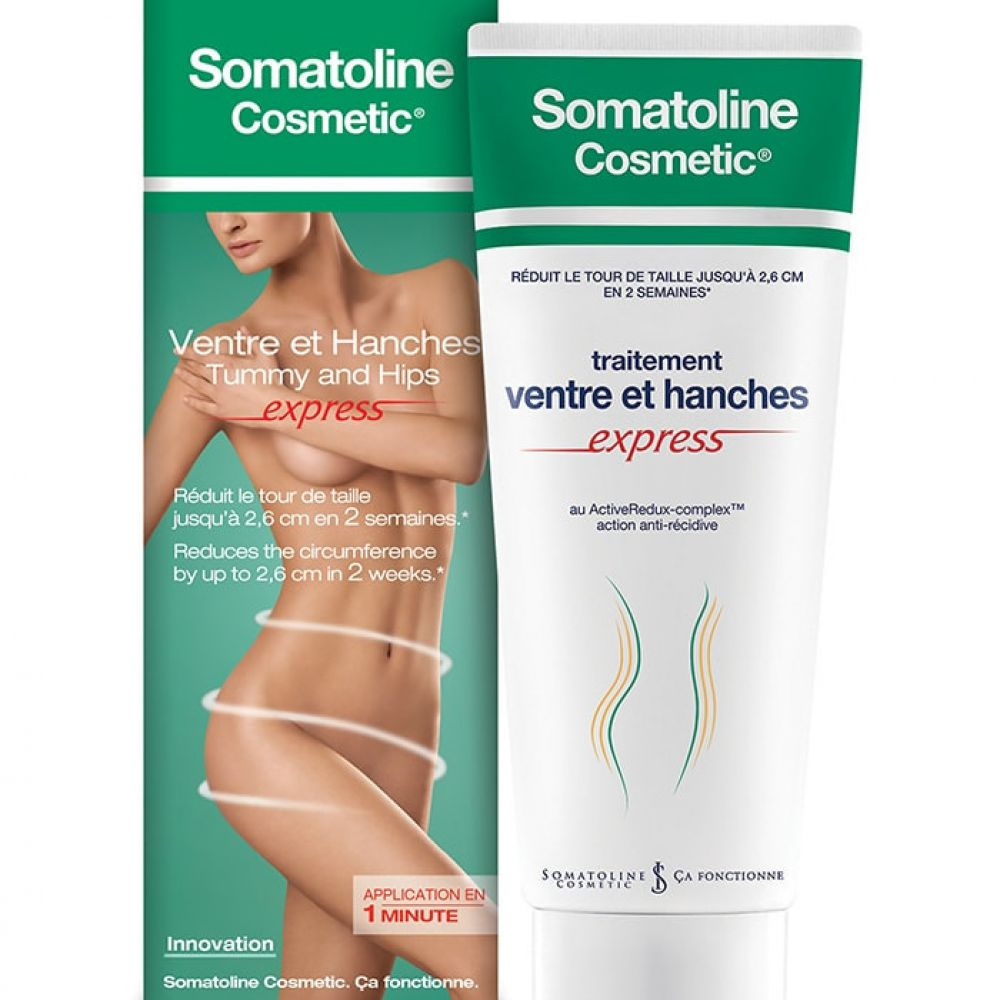 Somatoline Cosmetic - Ventre et hanches express