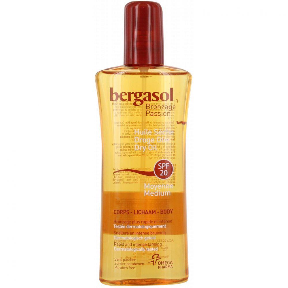 huile activateur de bronzage