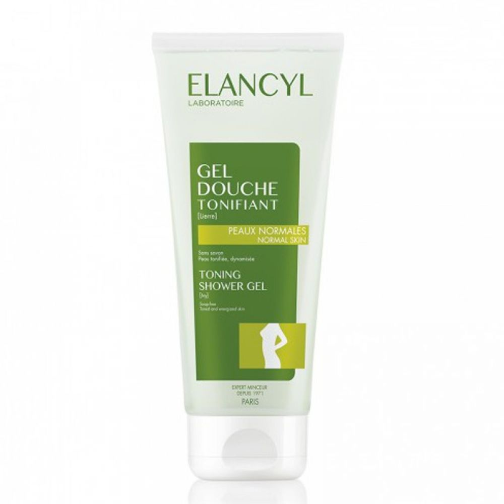 Elancyl - Gel douche tonifiant - 200 ml