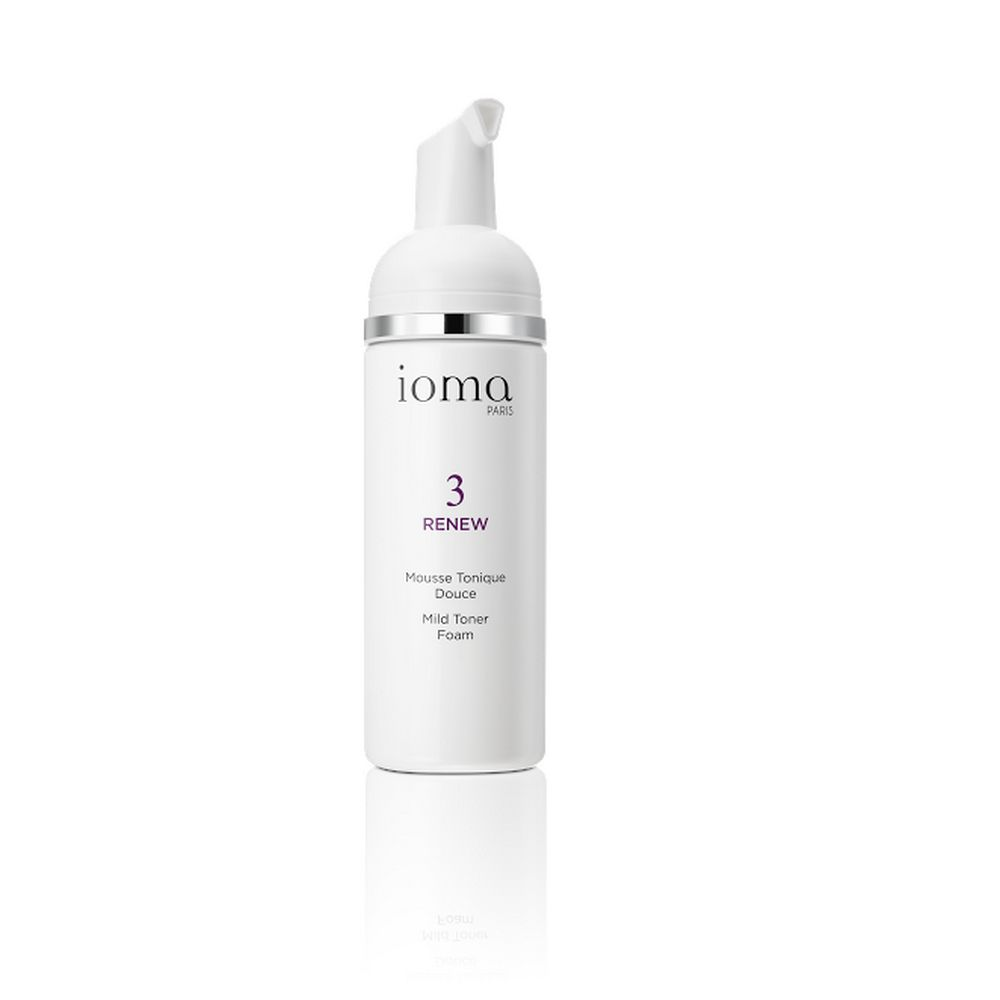 Ioma - 3 Renew Mousse tonique douce - 150ml