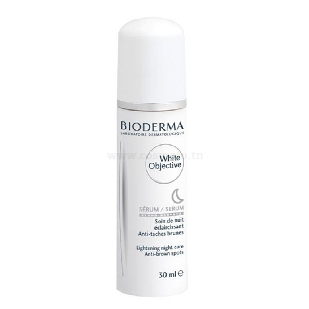 Bioderma - White Objective Sérum nuit éclaircissant - 30ml