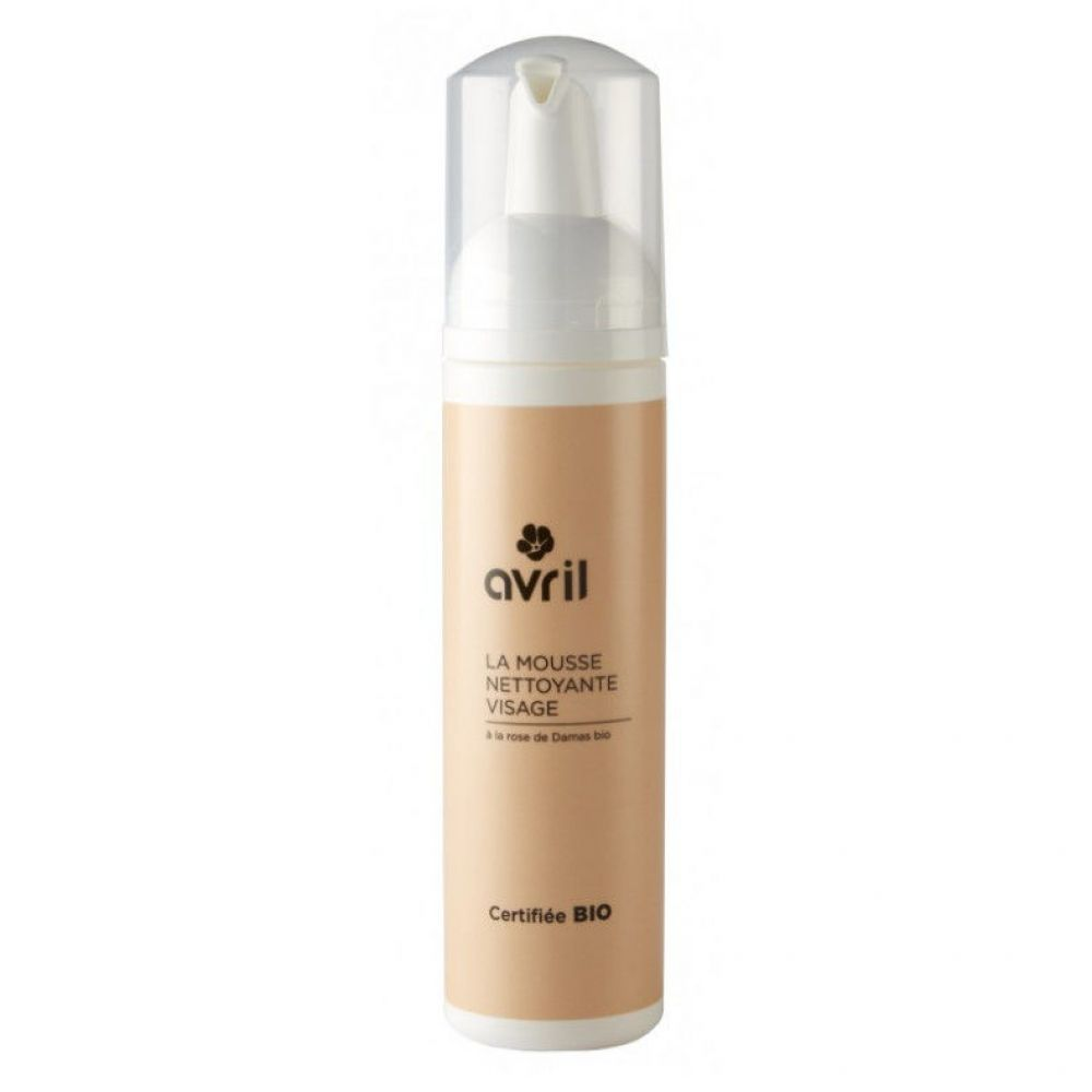 Avril - Mousse nettoyante visage - 150ml
