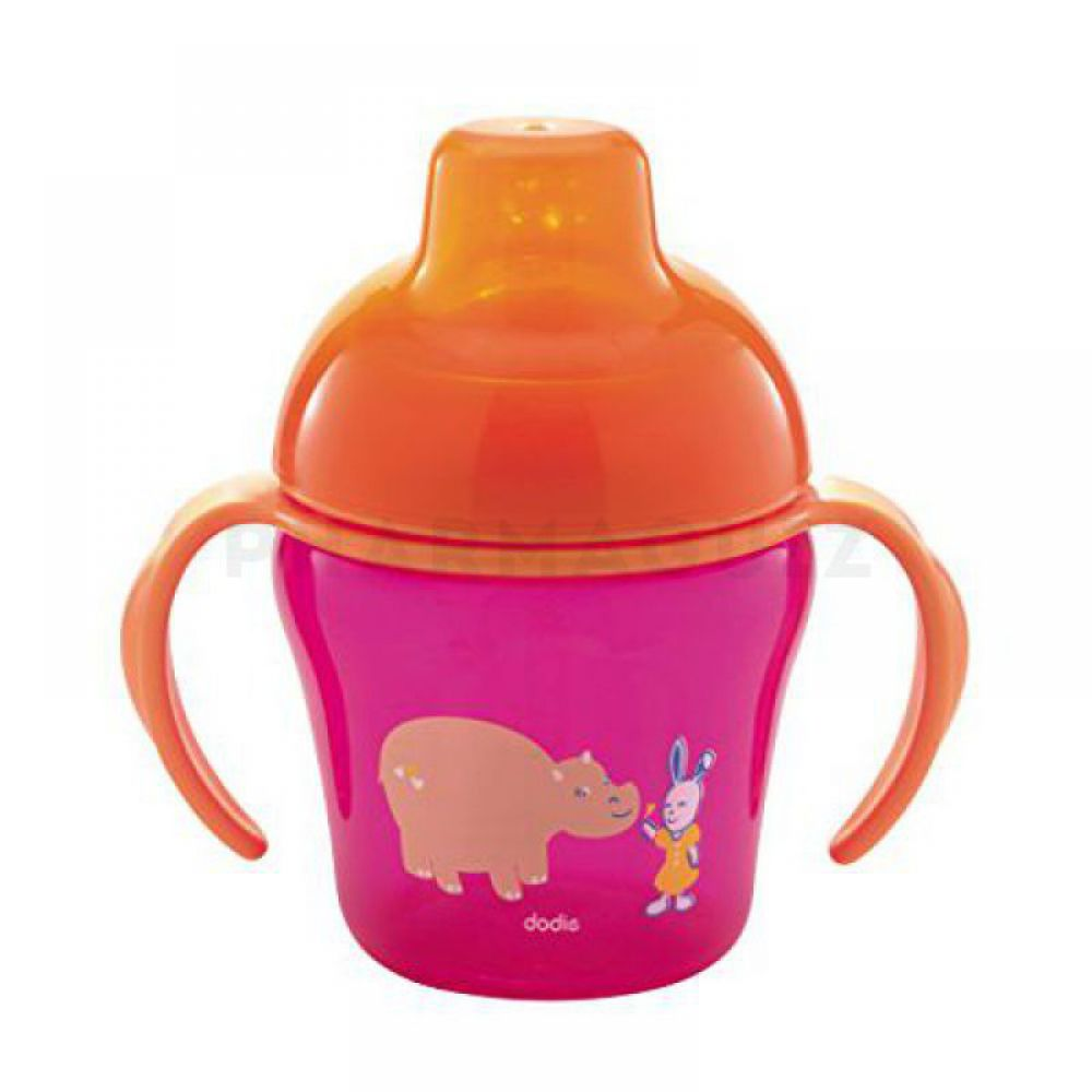 Dodie - Tasse d'apprentissage 6m+ - 200 ml
