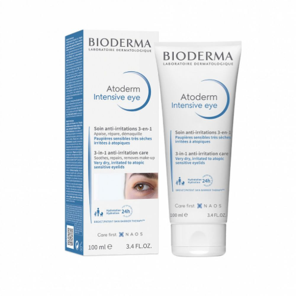 Bioderma - Atoderm intensive eye - 100 ml