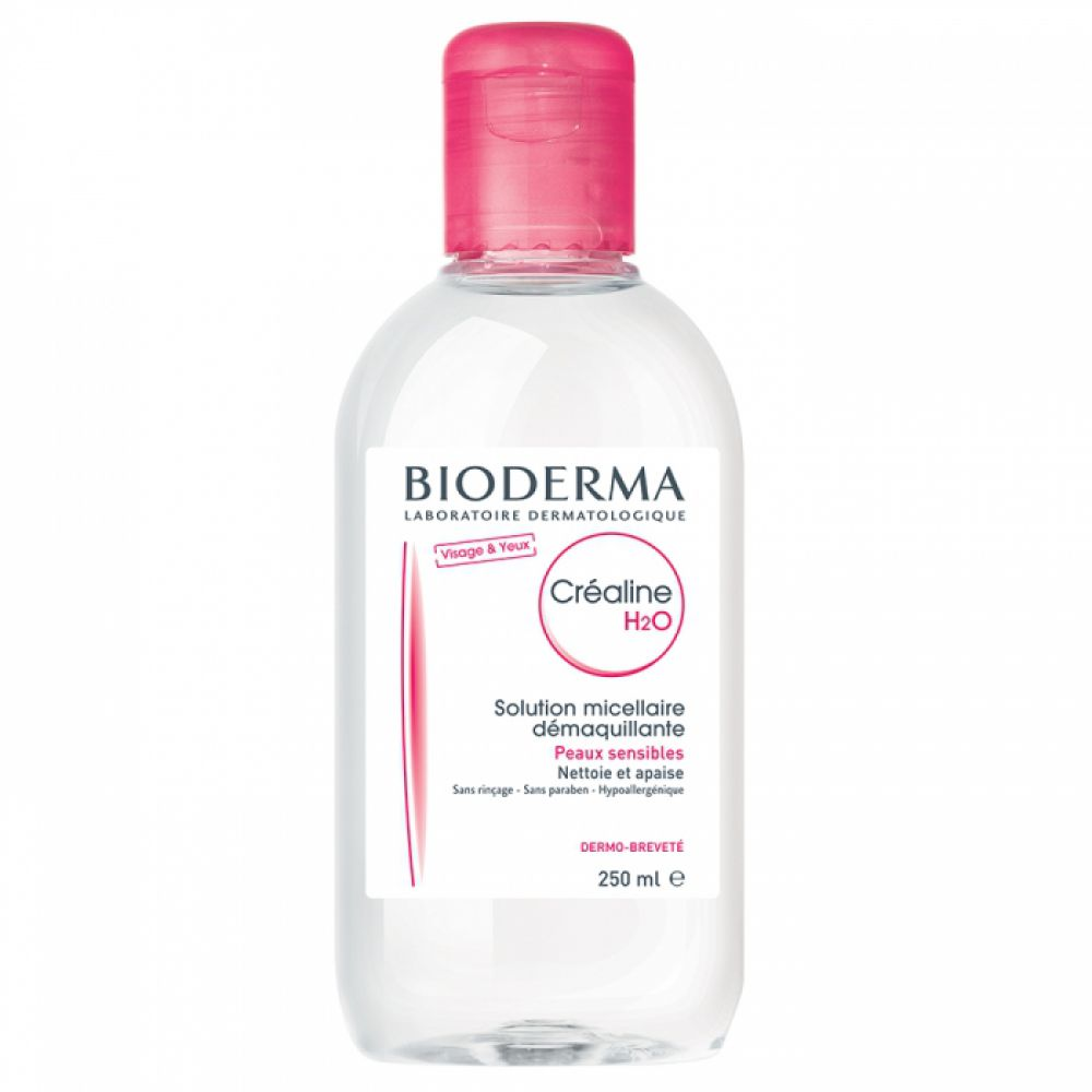 Bioderma - Créaline H2O  solution micellaire