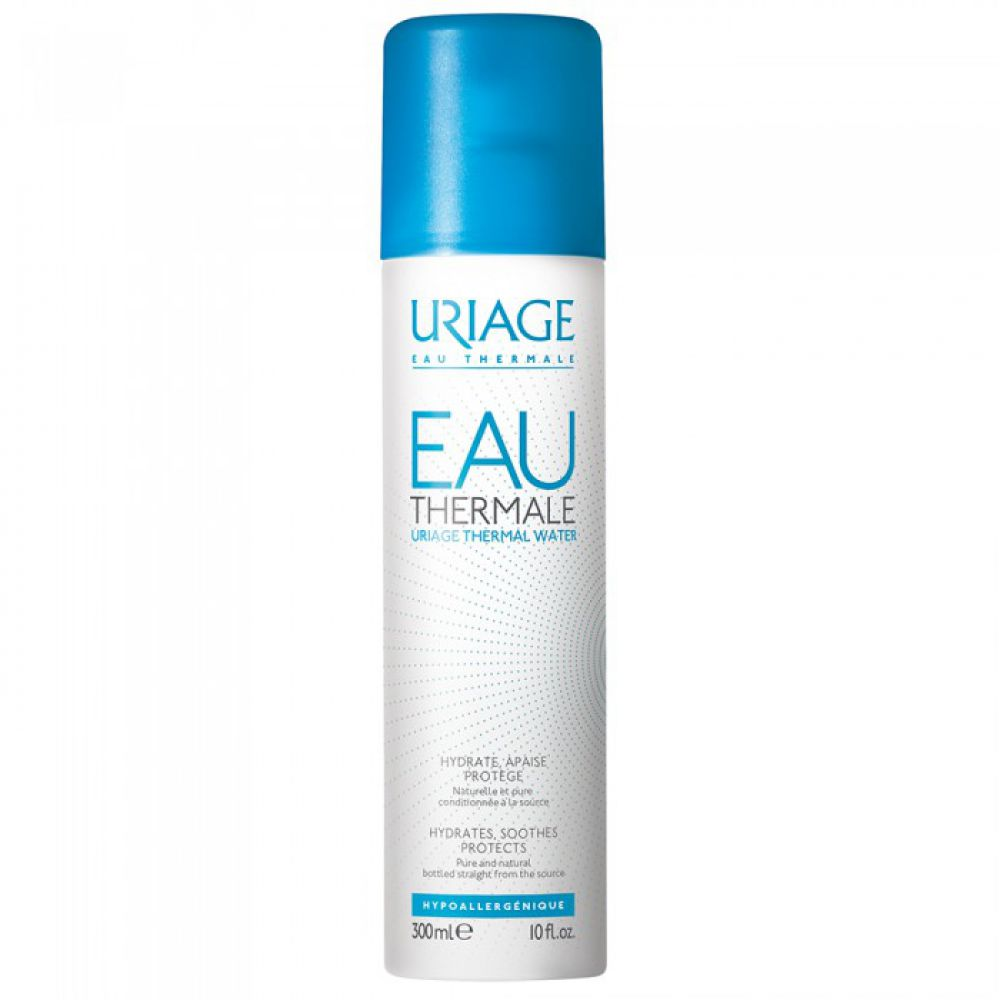 Uriage - Eau thermale Hydrate, apaise et protège