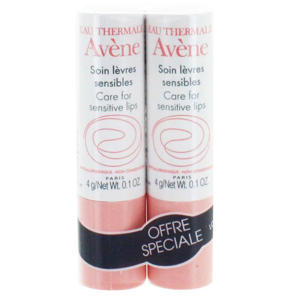 Avène - Stick cold cream - lot de 2