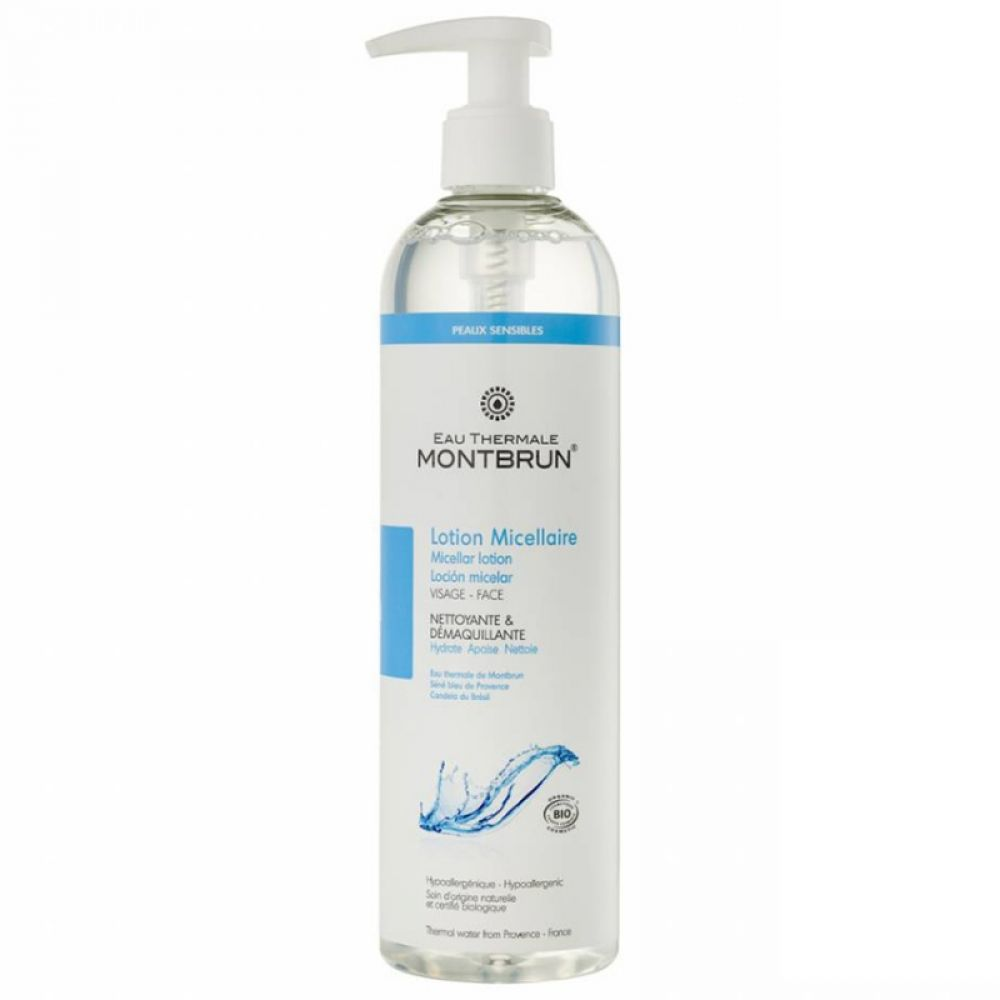 Eau Thermale Montbrun - Lotion micellaire