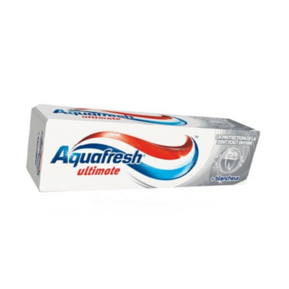 Aquafresh Ultimate + blancheur - 75ml