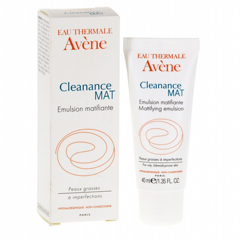 Avène - Cleanance Mat émulsion matifiante - 40ml