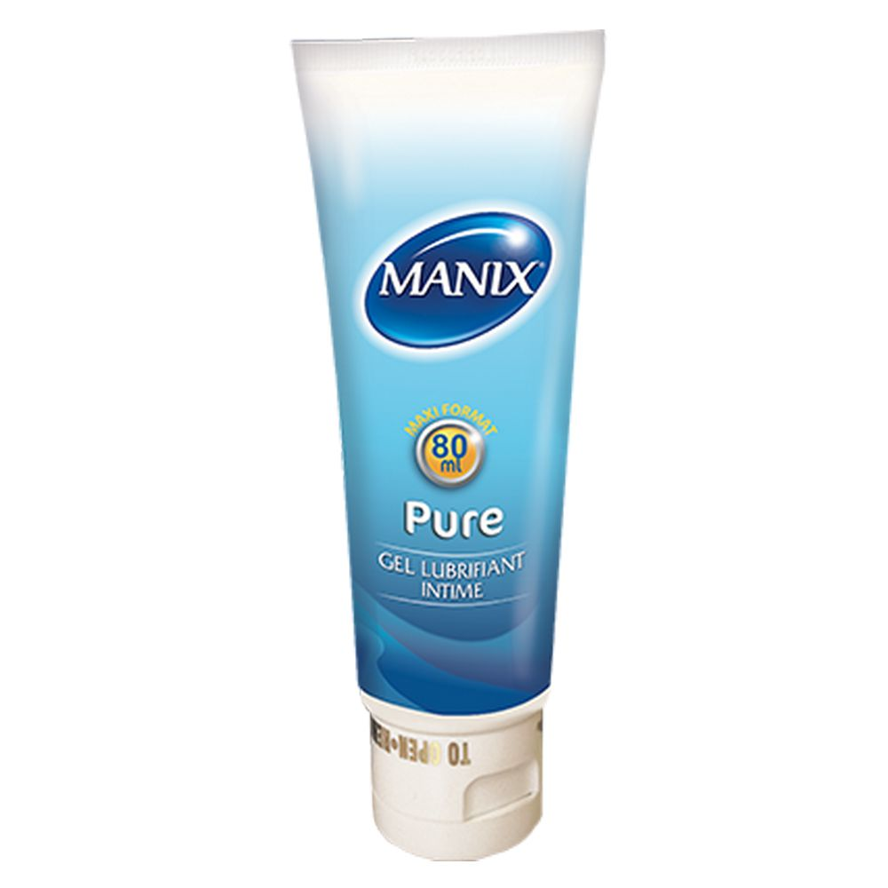 Manix - Gel lubrifiant pure - 80ml
