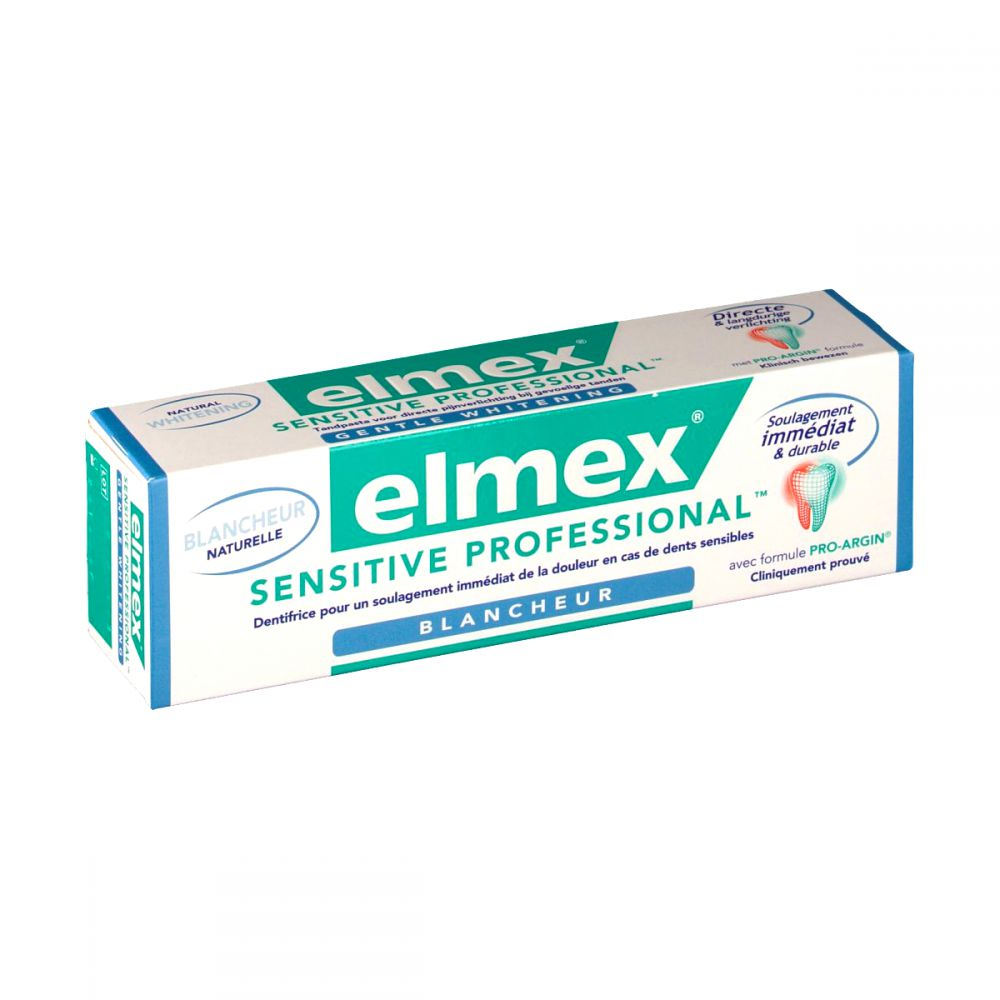 Elmex - Sensitive Professional dentifrice blancheur