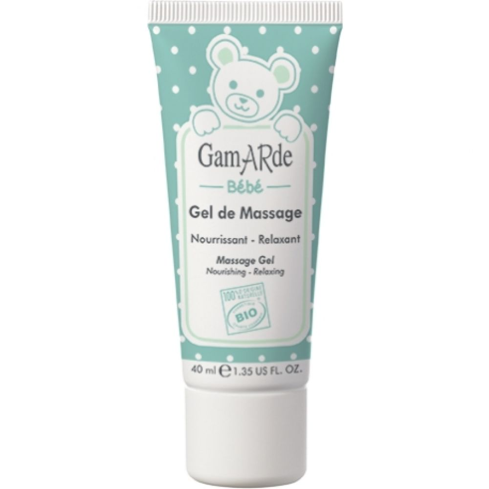 Gamarde bébé - Gel de massage - 40 ml