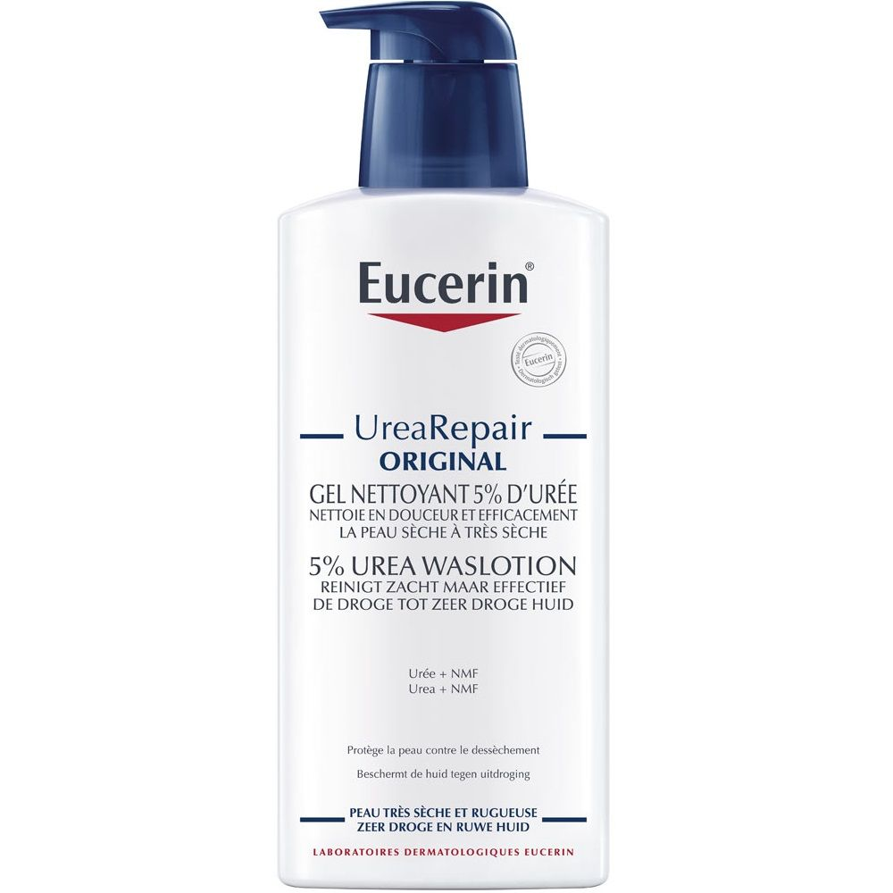 Eucerin - Gel nettoyant Urea Repair plus 5% - 400ml