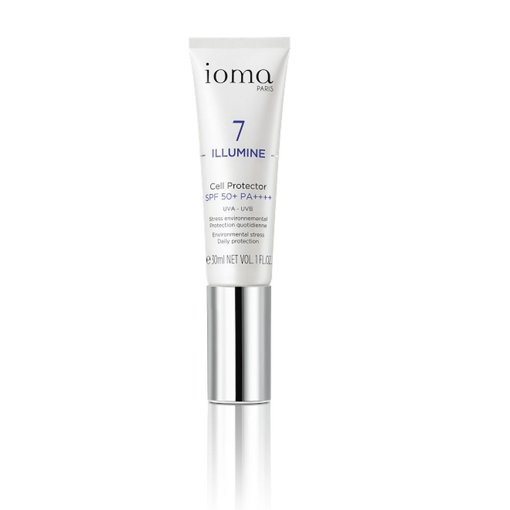 Ioma - 7 Illumine Cell protector SPF50+ - 30ml