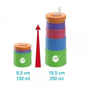 DBB Remond - Gobelet télescopique - 350 ml