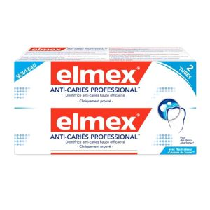 Elmex - Dentifrice Anti-Caries Professional