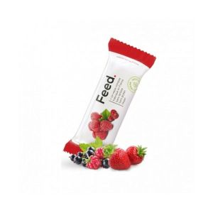 Feed - Barre repas fruits rouges - 100 g