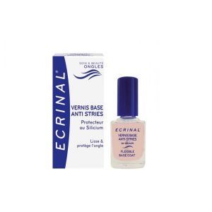 Ecrinal - Vernis base anti-stries - 10ml