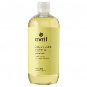 Avril - Gel douche - Zeste de citron - 500ml