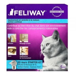 Feliway Classic - Diffuseur + recharge