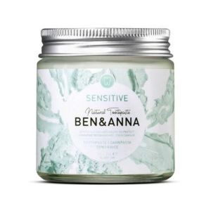 Ben & Anna - Dentifrice en pot dents sensibles - 100 ml