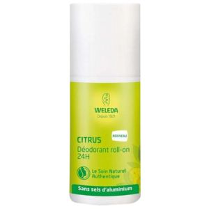 Weleda - Déodorant roll-on citrus - 50mL