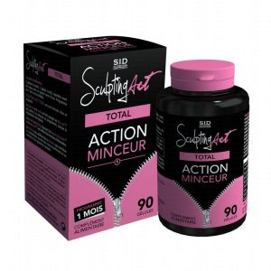 Sculpting Act - Total Action minceur - 90 gélules