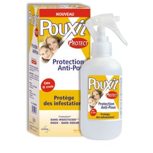Pouxit Protect Solution pour application cutanée - 200 ml