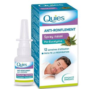 Quies - Spray nasal Anti-ronflement - 15ml