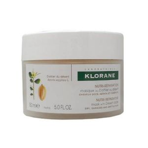 Klorane -  Nutrition masque au beurre de mangue - 150ml