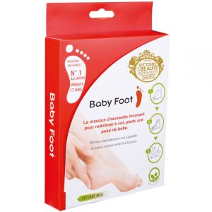 Baby Foot - Masque chausette exfoliante - 2 chaussettes