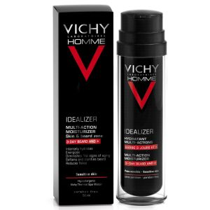 Vichy - Homme Idealizer hydratant barbe - 50ml