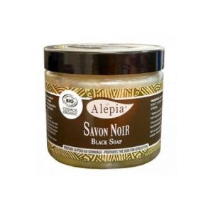 Alepia - Savon noir Black Soap - 200ml