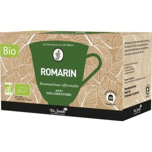 Dr Smith - Infusion Romarin - 20 sachets