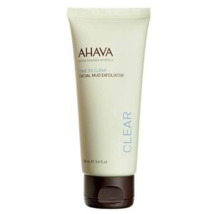 Ahava - Time to clear soin gommant à la boue - 100 ml