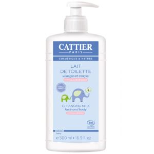 Cattier - Lait de toilette - 500ml