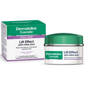 Dermatoline Cosmetic - Lift Effect anti-rides jour - 50ml