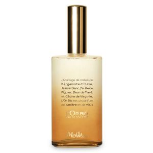 Melvita - L'Or Bio eau de toilette - 50ml