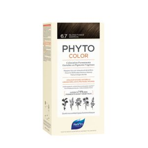 Phytocolor - Coloration permanente 6.7 Blond foncé marron