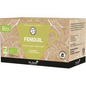 Dr Smith - Infusion Fenouil - 20 sachets