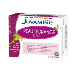 Juvamine - Drainage & Ventre Plat - 14 sticks